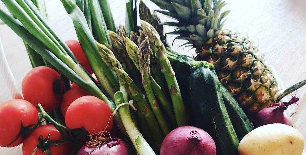 Panier de fruits & légumes n°2