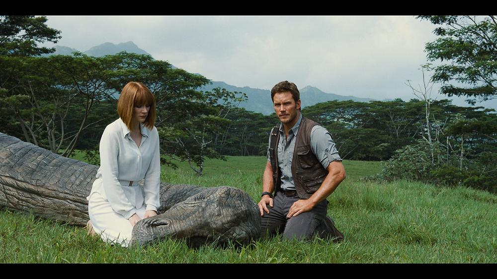 Jurský svět (Blu-ray, Universal / Bontonfilm)