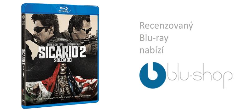 Sicario:Soldado na Blu-shop.cz