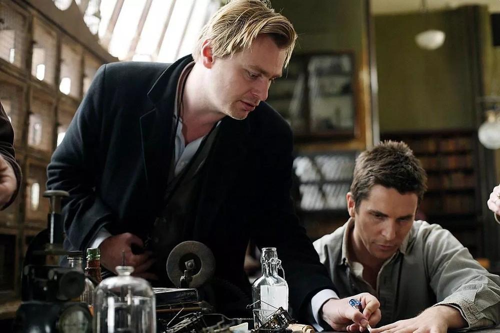 Christopher Nolan (The Prestige, Dokonalý trik)