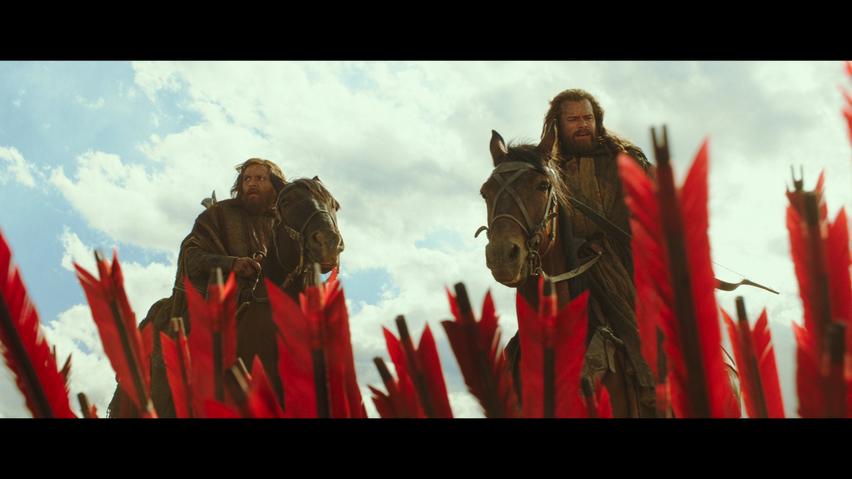 Velká čínská zeď (Blu-ray)