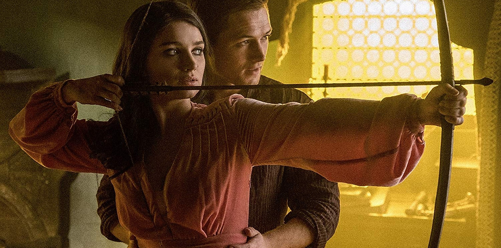 Robin Hood (Lionsgate / MagicBox, 2019)
