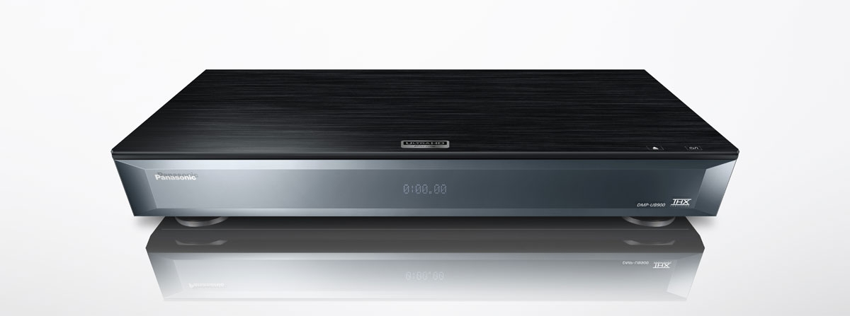 PanasonicDMP-UB900
