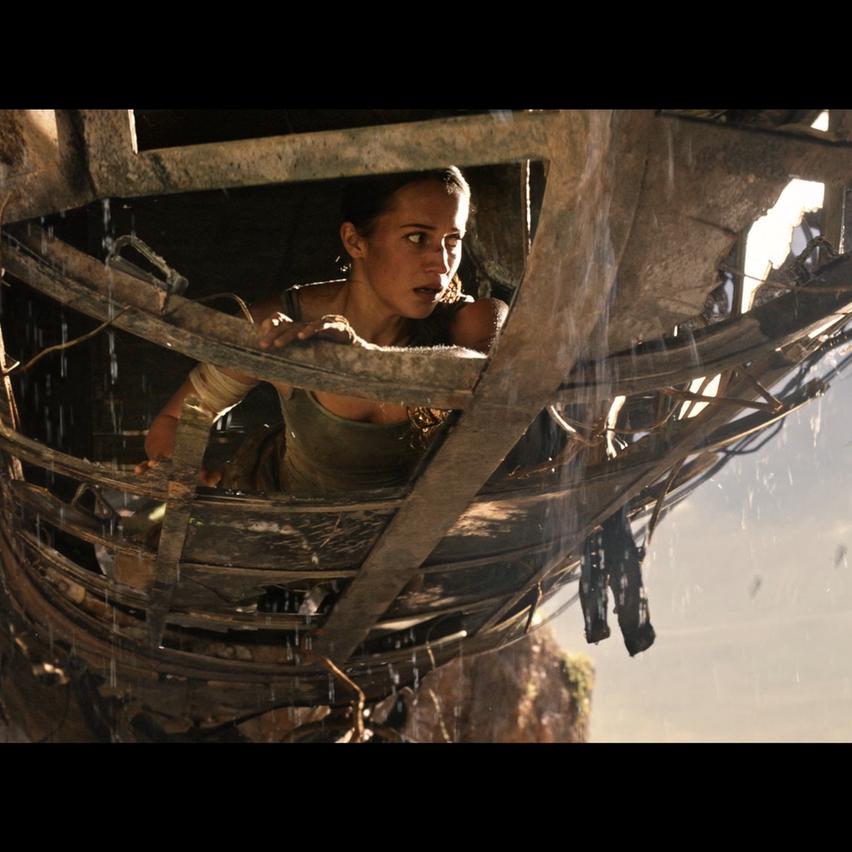 Tomb Raider (Blu-ray, Magic Box)