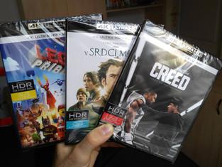 Na český trh dorazily první Ultra HD Blu-raye. Zde je vše, co o nich i o formátu víme