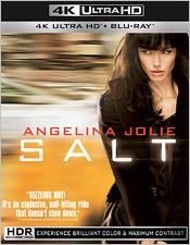 Salt (Ultra HD Blu-ray)
