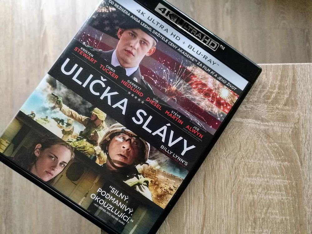 Ulička slávy (4k Ultra HD Blu-ray s HFR)