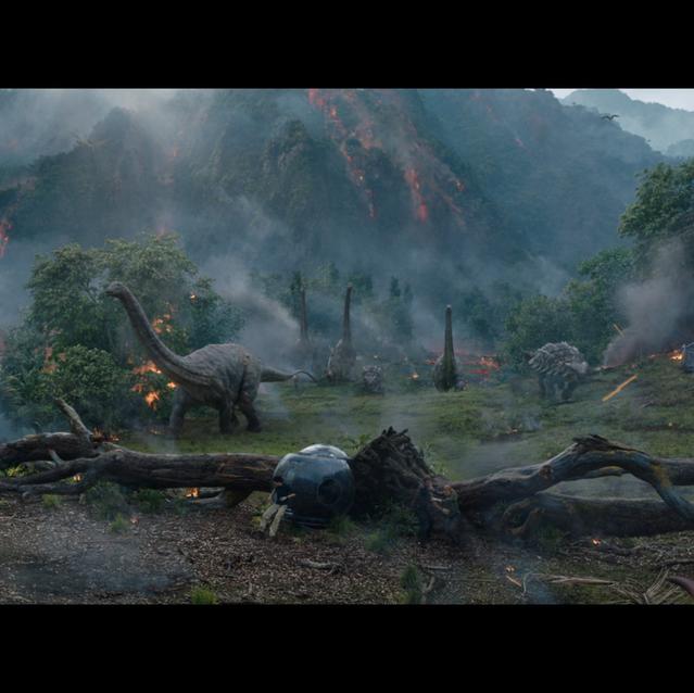 Jurský svět: Zánik říše (Blu-ray)