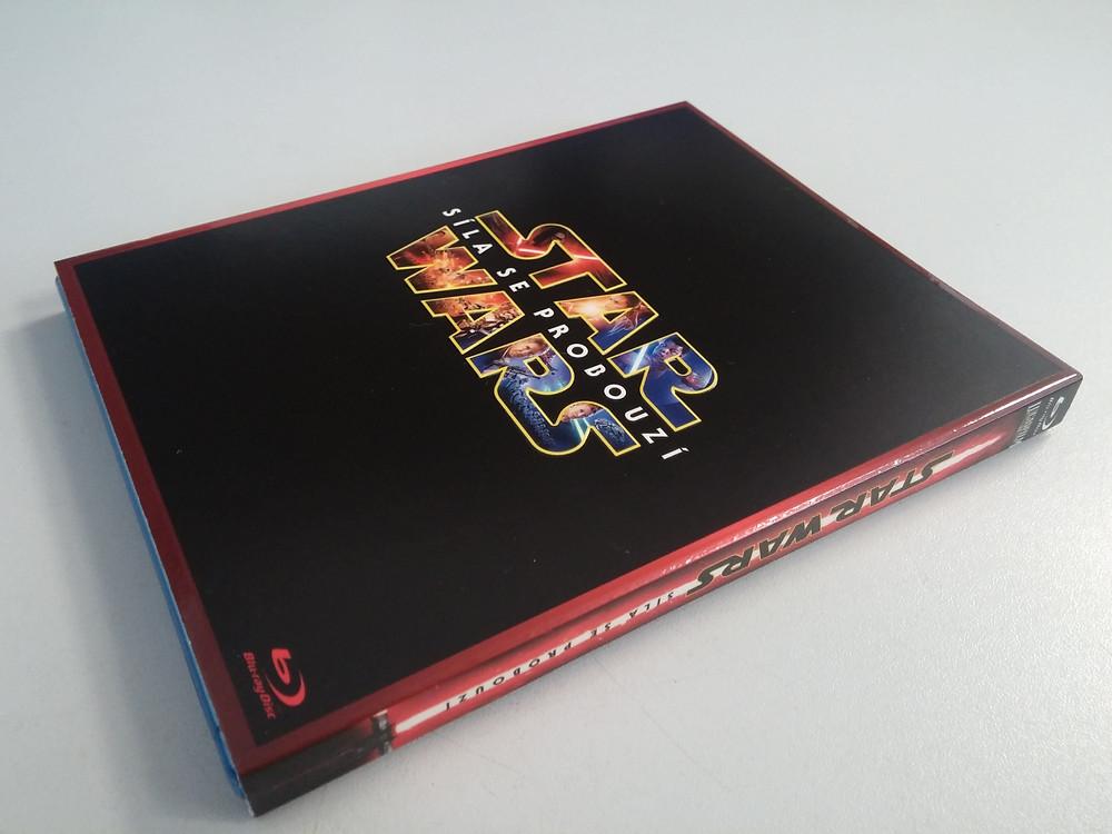 Star Wars: Síla se probouzí (Blu-ray)