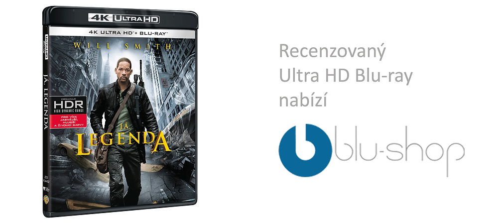 Já, legenda (4k Ultra HD Blu-ray) na Blu-shop.cz