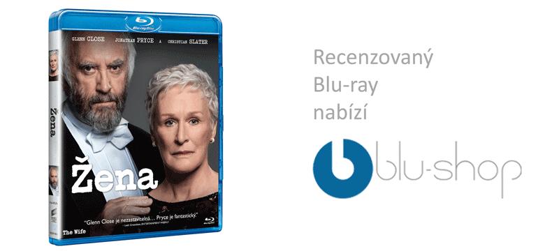 Blu-ray Žena na Blu-shop.cz