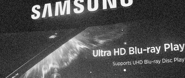 UHD BD od Samsungu