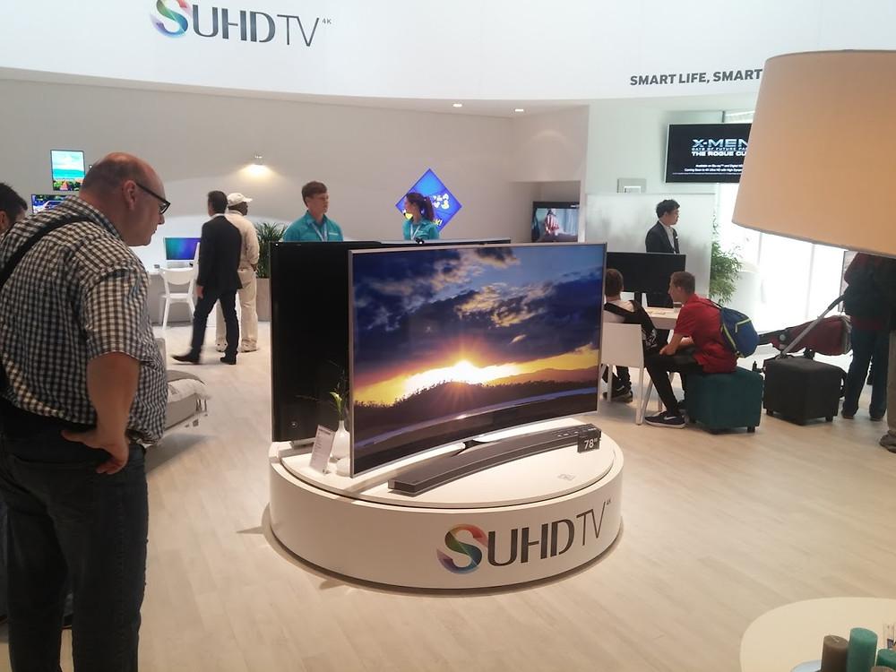 Samsung SUHDTV (IFA)