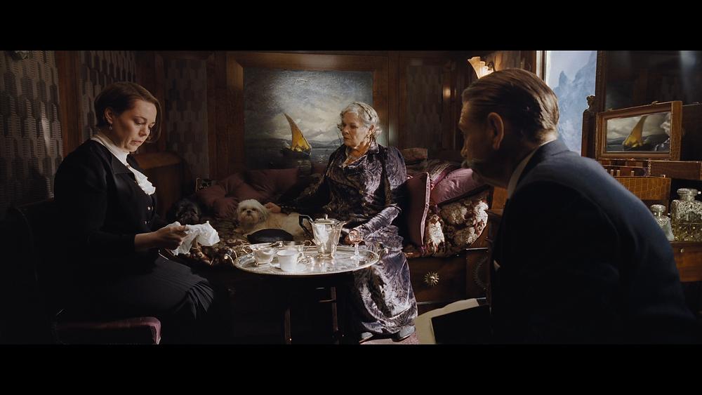 Vražda v orient expresu (Blu-ray)