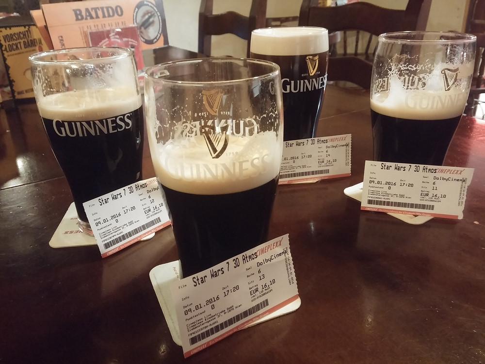 Guinness v Linci