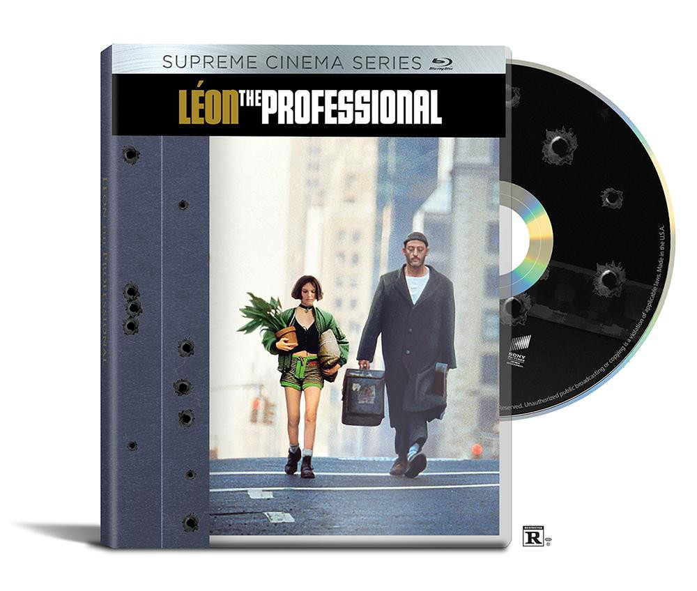 Leon (Supreme Cinema Series Blu-ray)