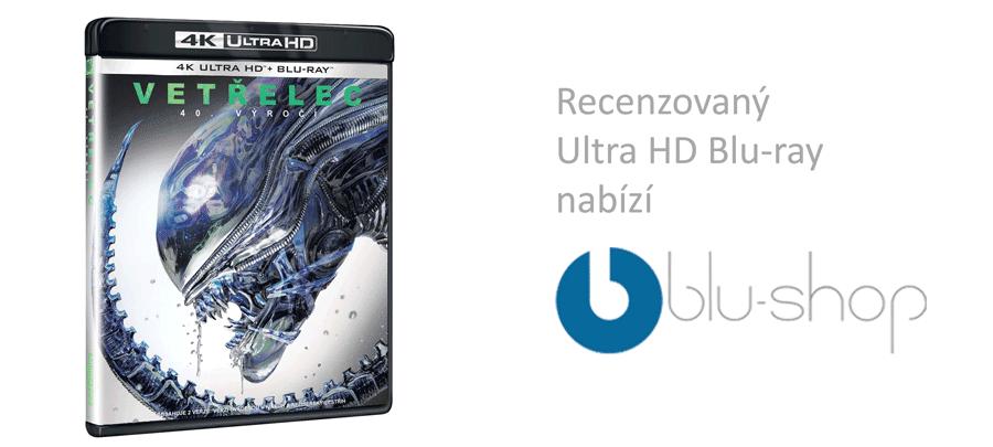 Vetřelec na Blu-shop.cz