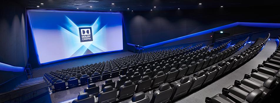 Dolby Cinema Linz (foto: cineplexx.at)