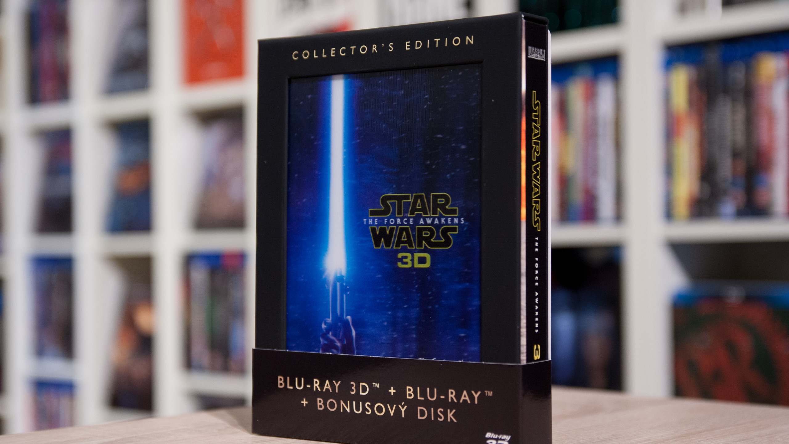 Star Wars VII: Collector´s Edition