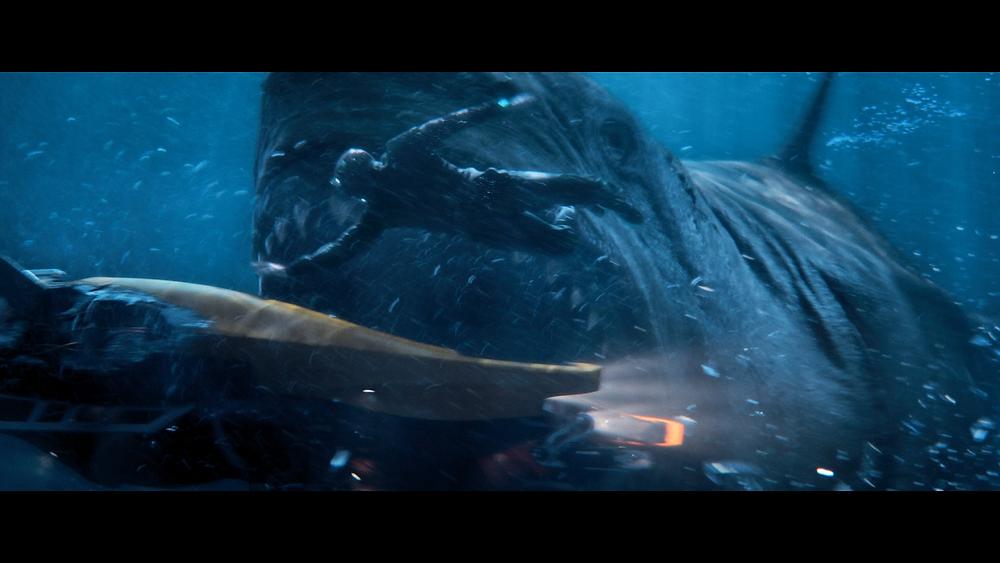 Meg: Monstrum z hlubin (Blu-ray)