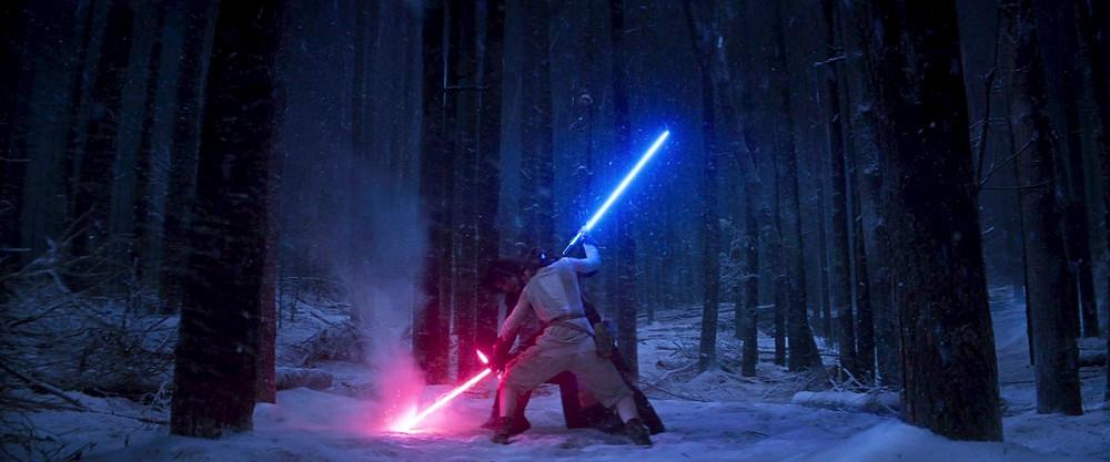 Star Wars: Síla se probouzí (Disney/Lucasfilm, 2015)