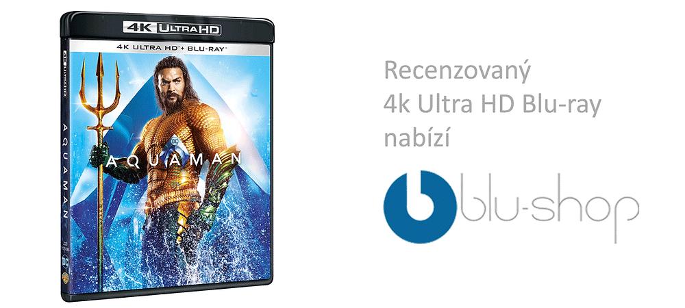 Aquaman na Blu-shop.cz