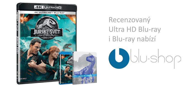 Jurský svět: Zánik říše na Blu-shop.cz