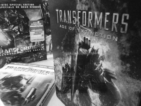 Transformers: Zánik na Blu-ray vypadá a zní epicky. Až moc.