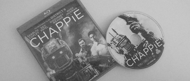Česká Blu-ray edice filmu Chappie