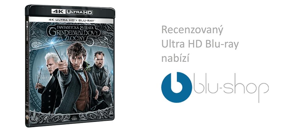 Grindelwaldovy zločiny na Blu-shop.cz