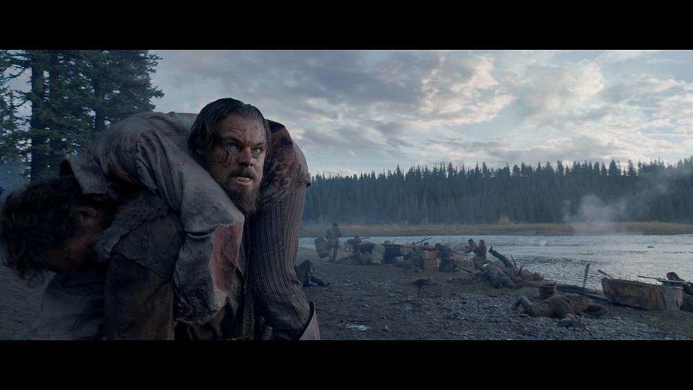 Revenant: Zmrtvýchvstání (2015, Blu-ray, Bontonfilm)