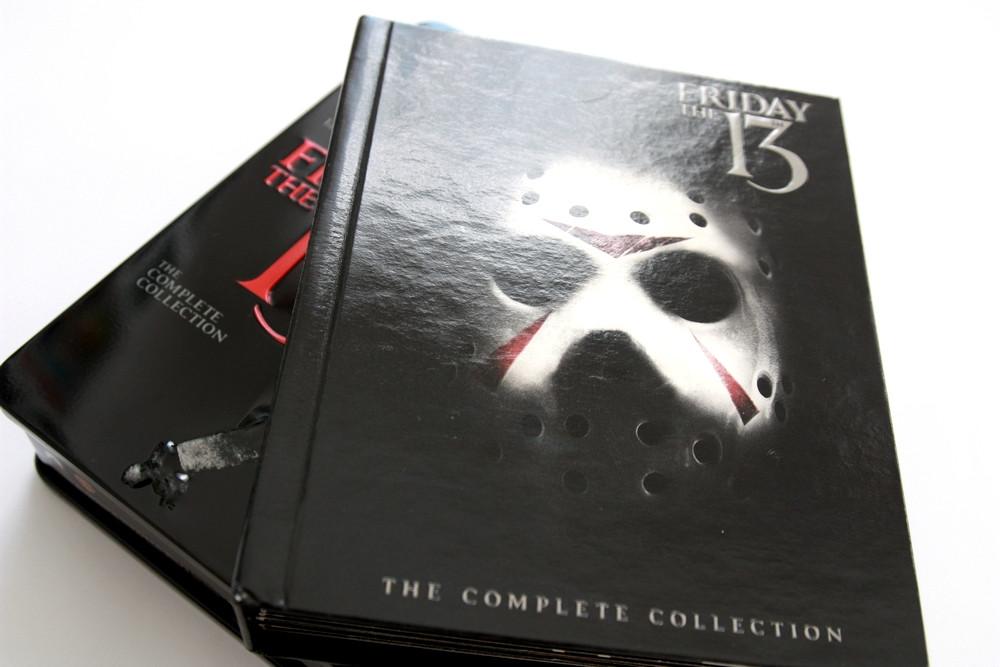 Pátek Třináctého (Blu-ray, US Best Buy)