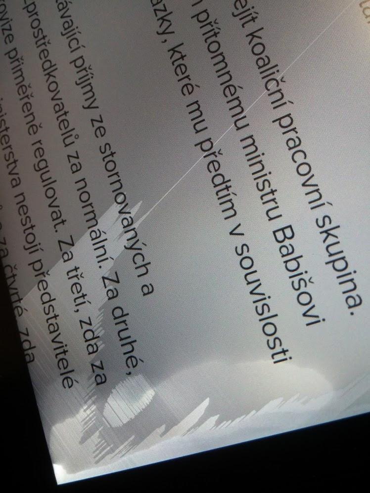 Utopený Sony Z3 Tablet Compact