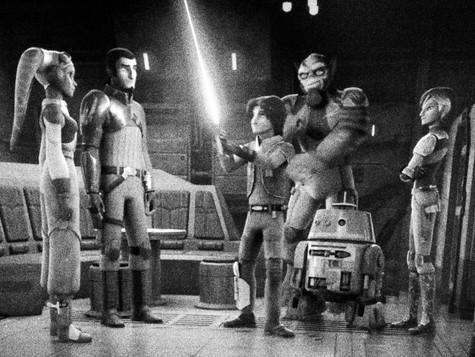Poprvé v rámci oficiálního kánonu Star Wars jsme se dozvěděli, jak vznikají světelné meče