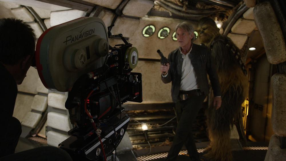 "Han Solo (z dokumentu ""Filmový příběh"" na BD SW:TFA, Magic Box)"