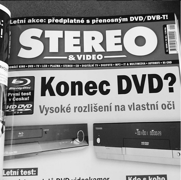Stereo & Video 8/2006 Konec DVD? Ne tak rychle...
