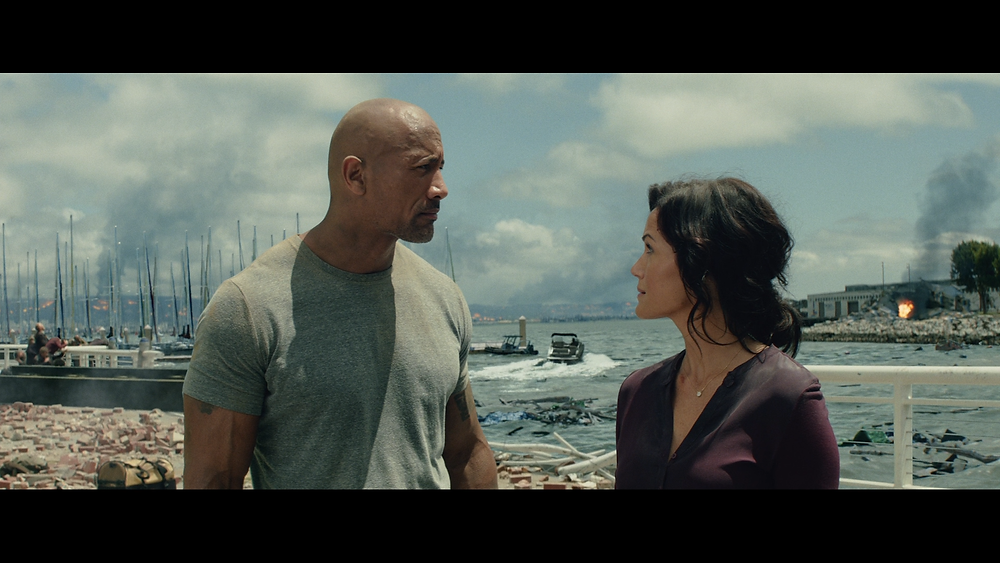 San Andreas (CZ Blu-ray, Warner Bros. / Magic Box)