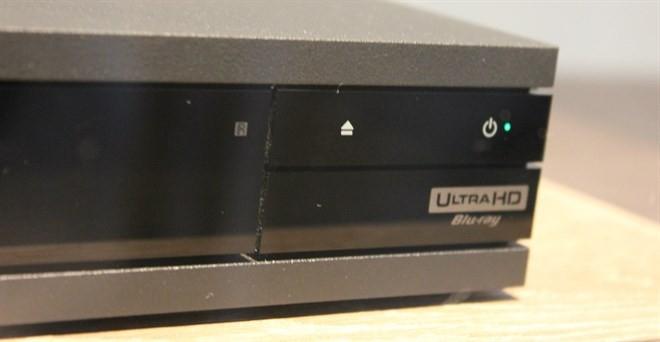 Sony UHDBD přehrávač (zdroj: Insideci.co.uk)
