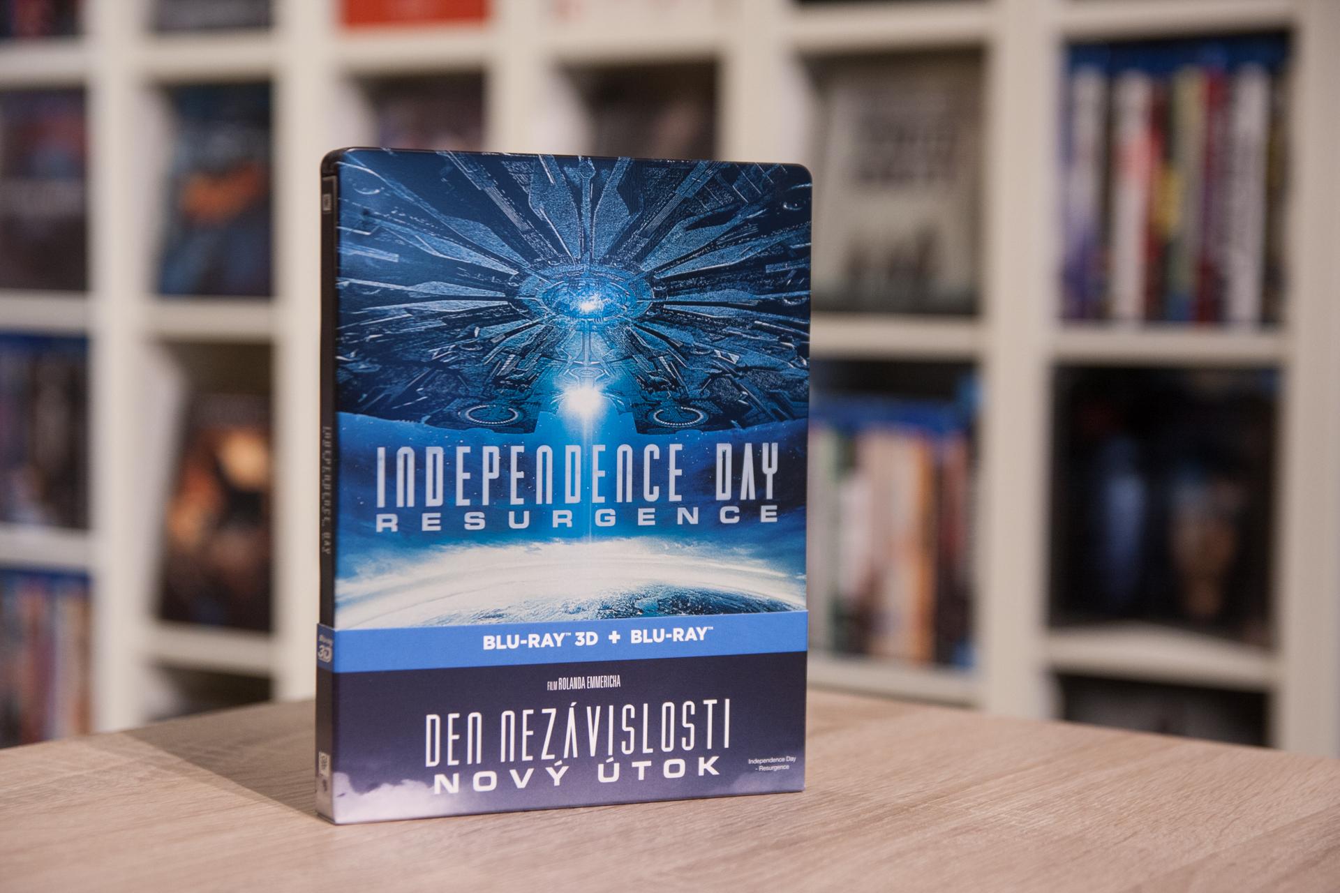 Den nezávislosti: Nový útok
