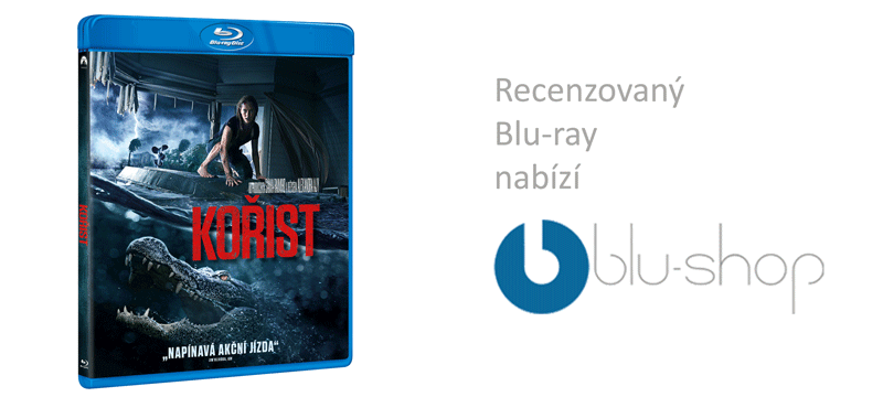 Blu-ray Kořist na Blu-shop.cz