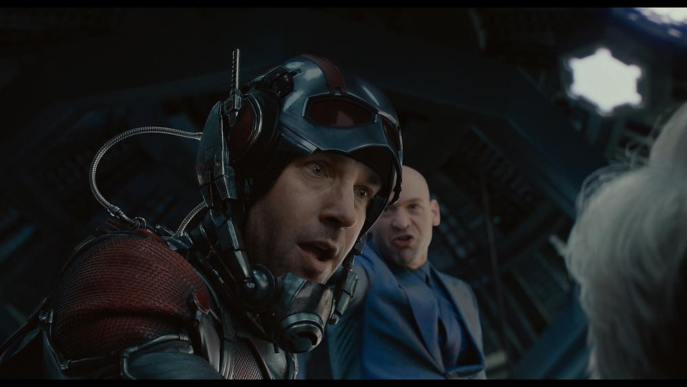 Ant-Man (Blu-ray, Disney / Magic Box, 2015)