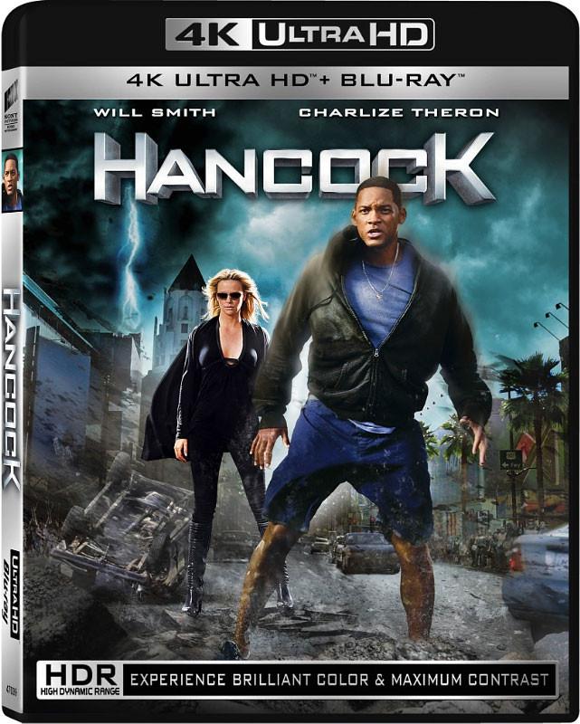 Hancock (Ultra HD Blu-ray)