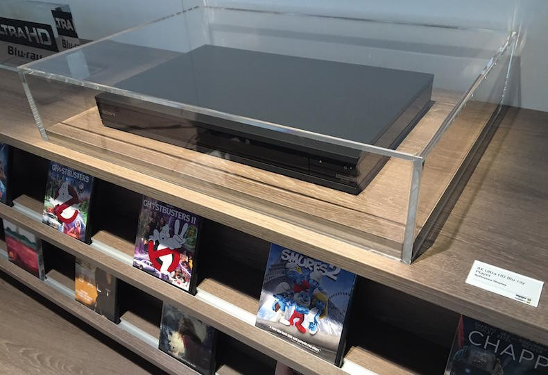 Sony UHDBD přehrávač (zdroj: WhatHiFi.com)