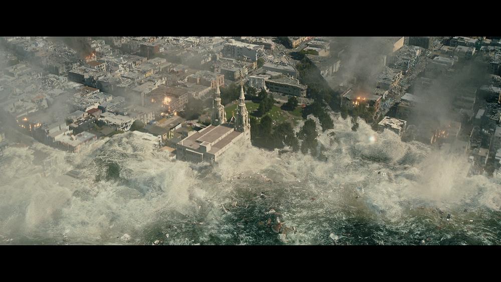 San Andreas (CZ Blu-ray, Warner Bros. / Magic Box)