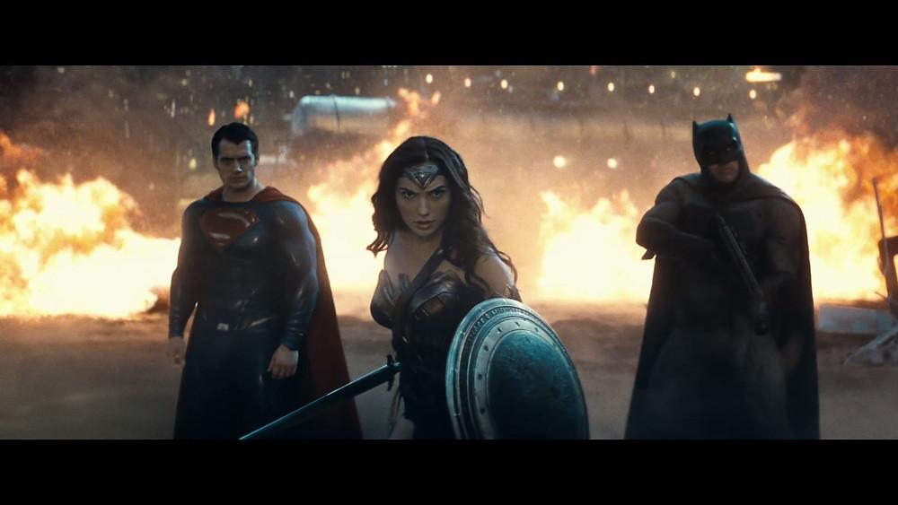 Superman, Wonder Woman, Batman (Batman v Superman)