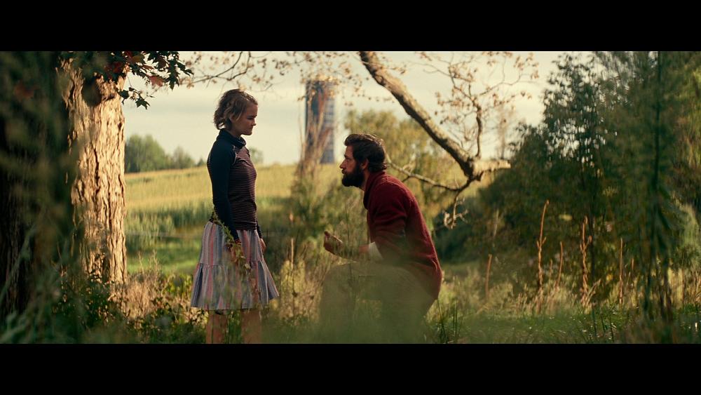 Tiché místo (Blu-ray)