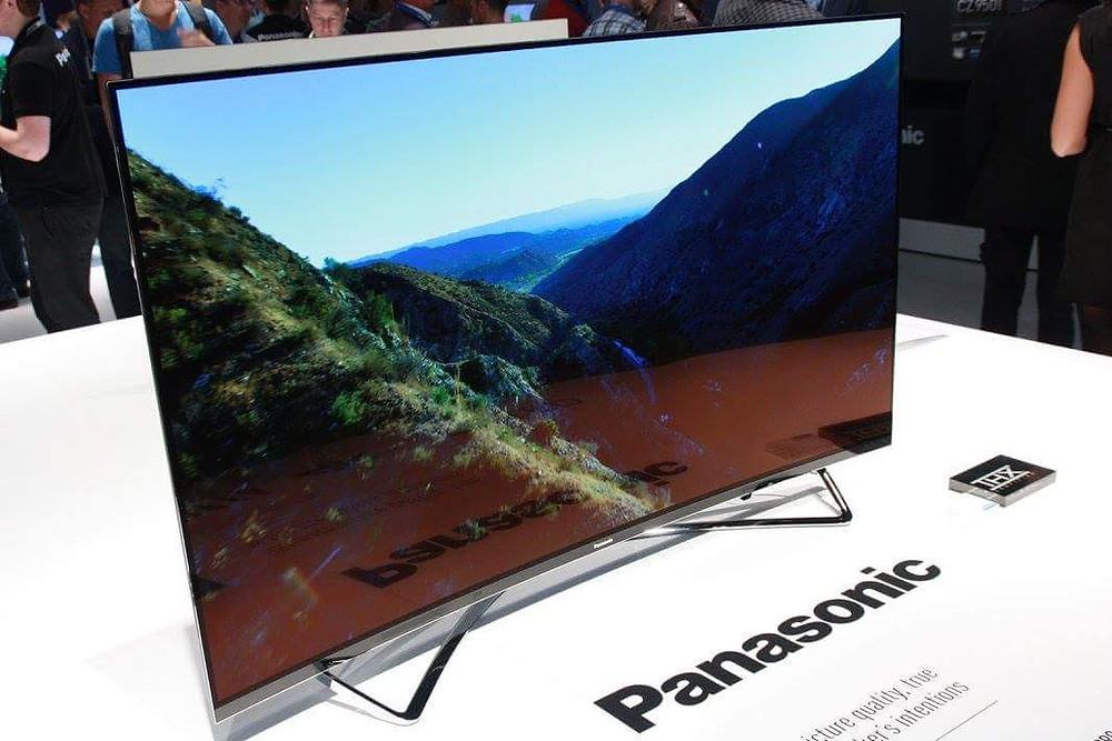 První OLED televizor od Panasonicu