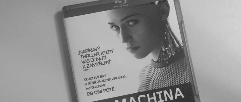 Ex Machina (CZ Blu-ray)