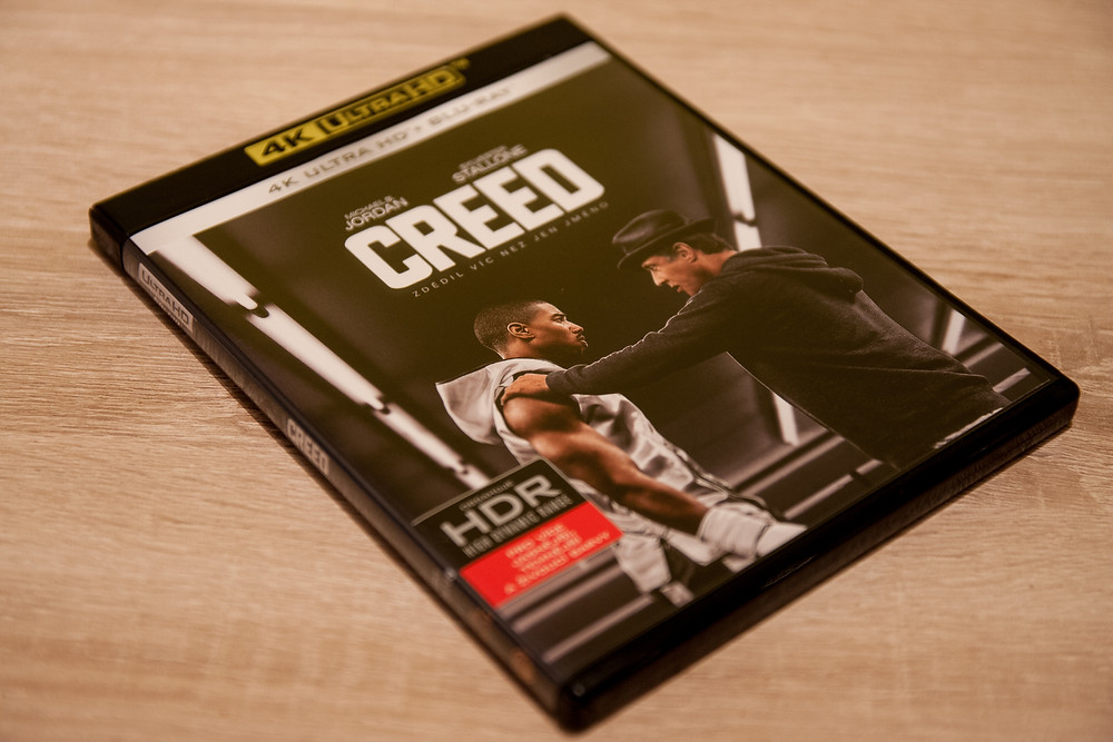 Creed (Ultra HD Blu-ray, 2016, Magic Box)