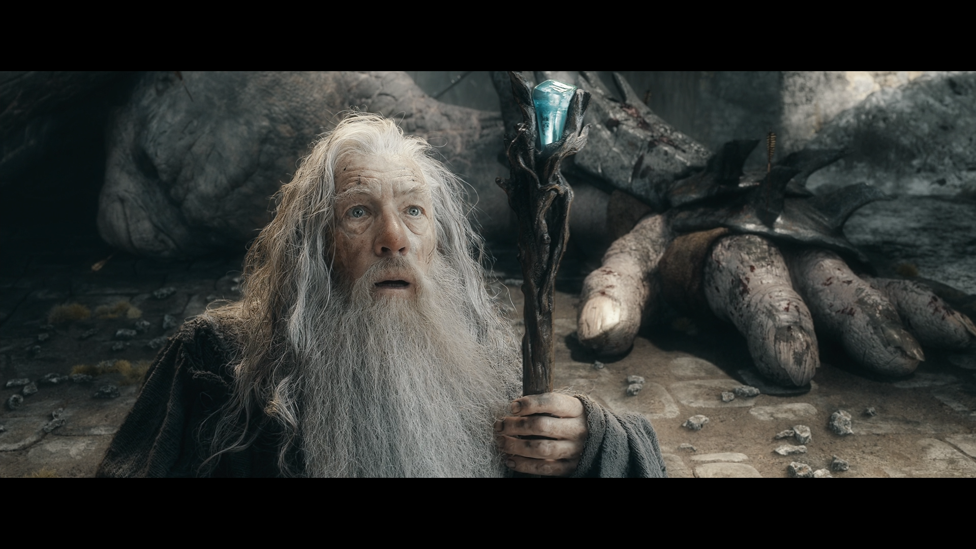 Gandalf vs. obří skřet